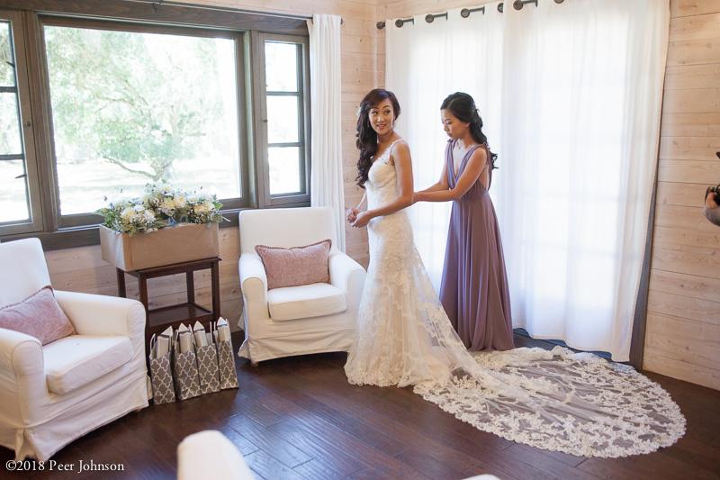 Gardener Ranch Wedding Bridal Cottage