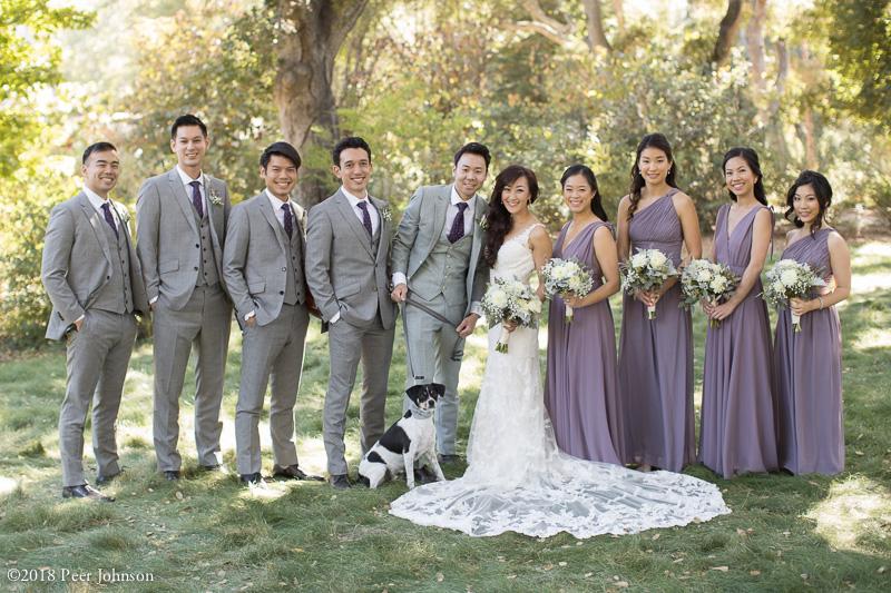 Gardener Ranch Bridal Party