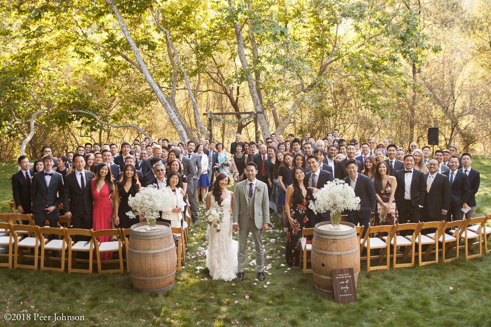 Gardener Ranch Wedding Ceremony