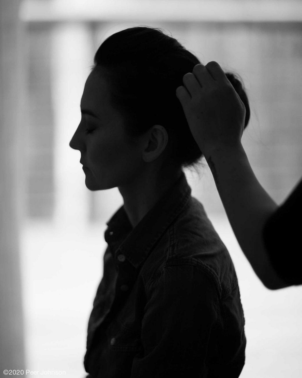 Big Sur Hair Styling