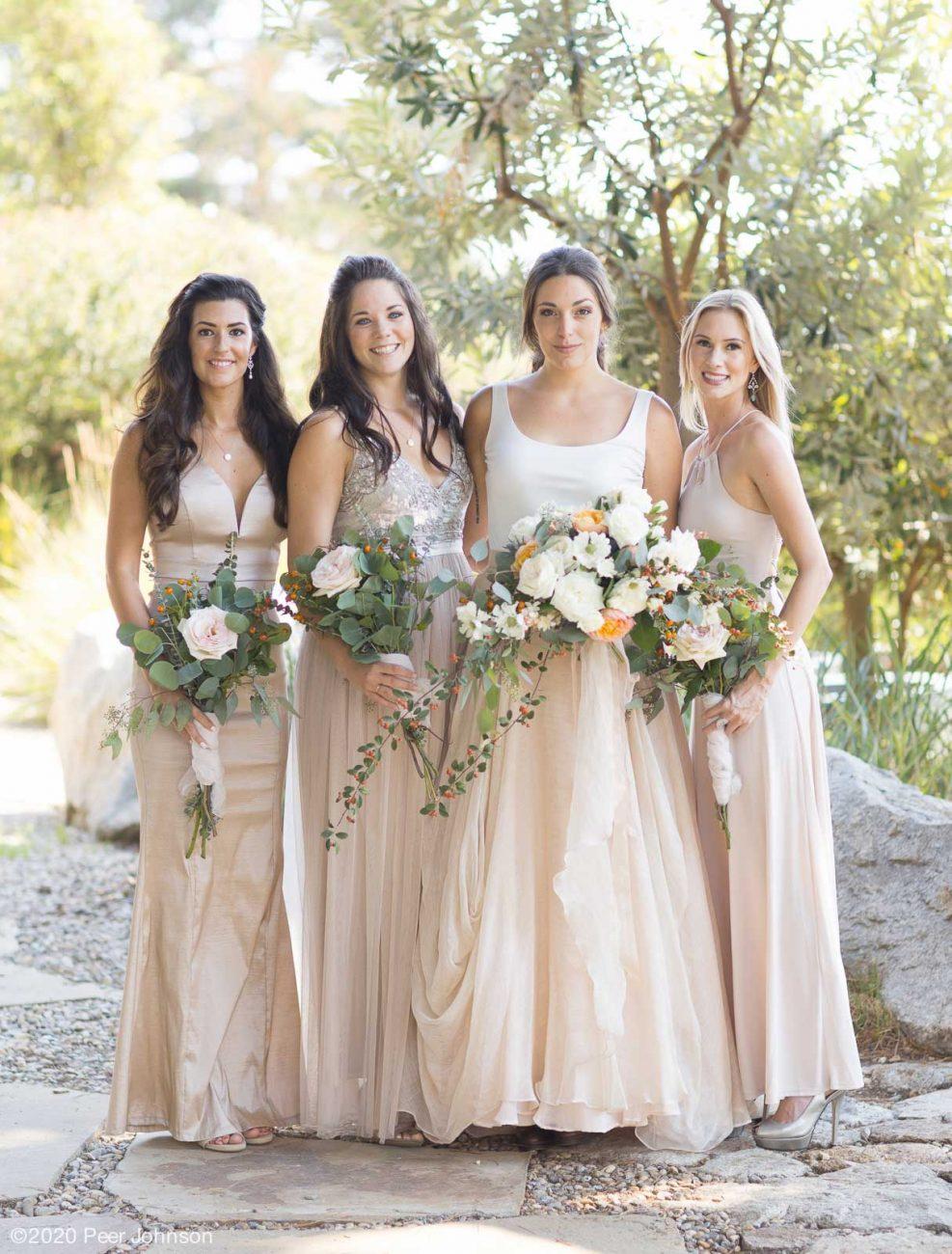 Big Sur Bridesmaids