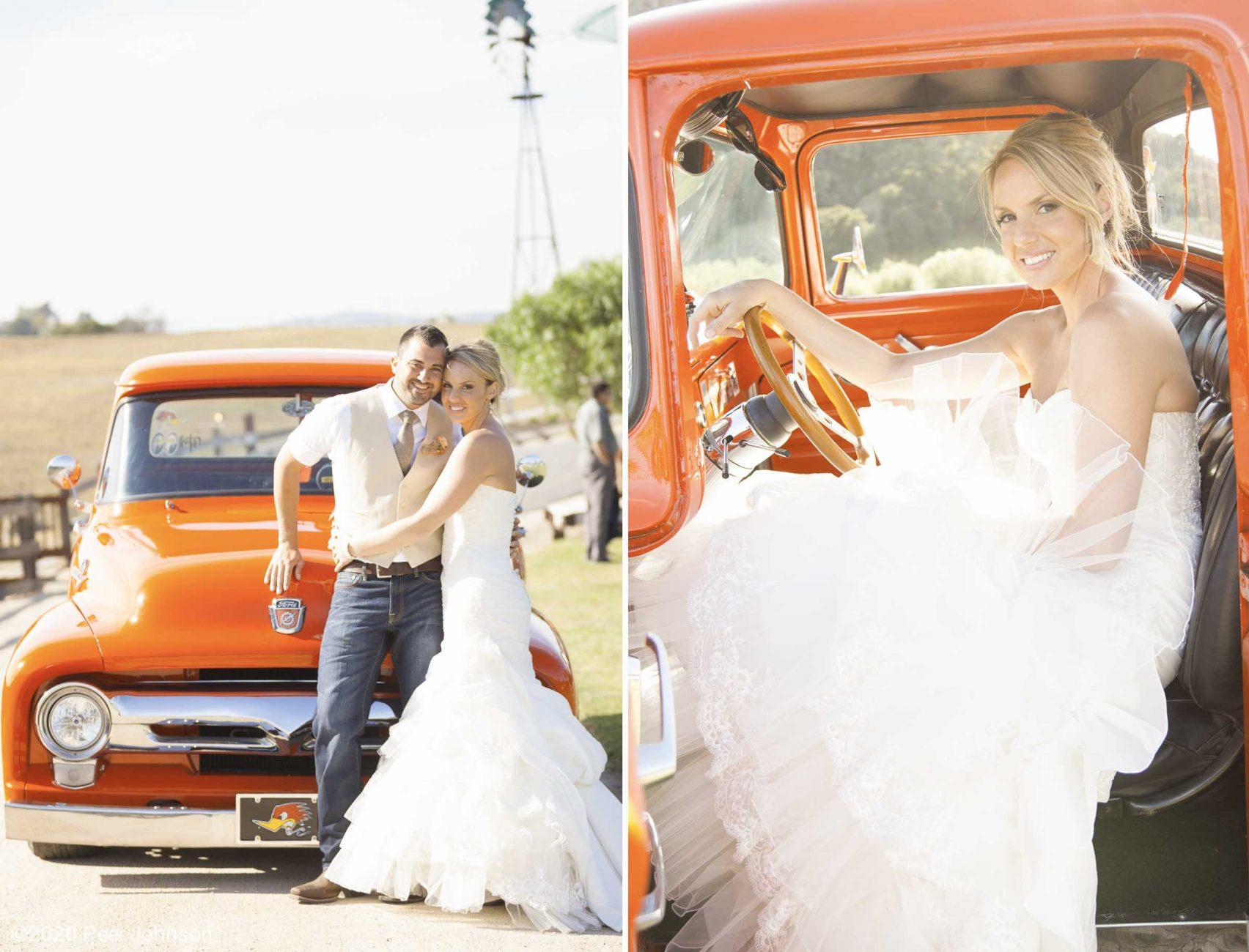 Cambria Ranch Wedding