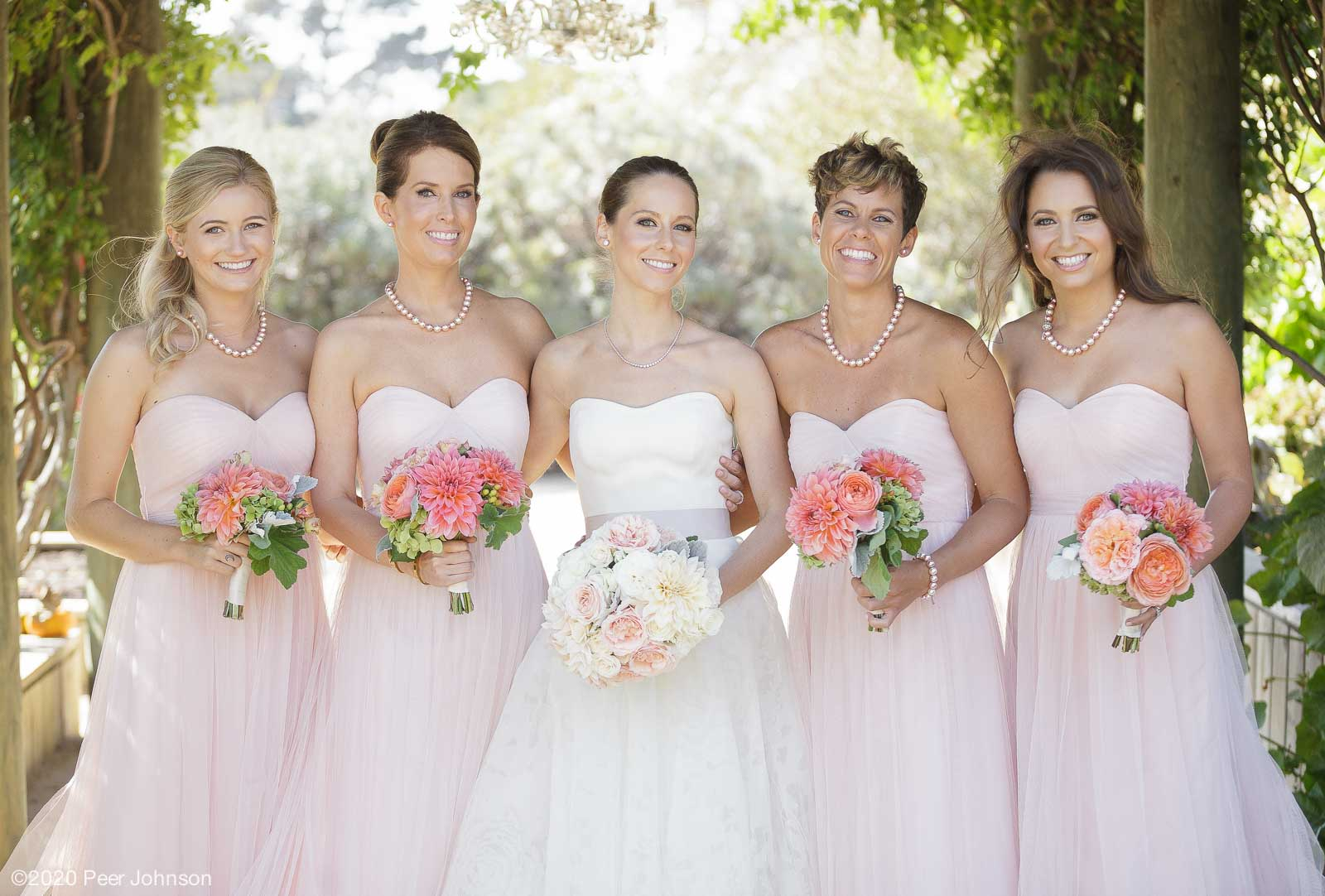 Carmel Bridesmaids
