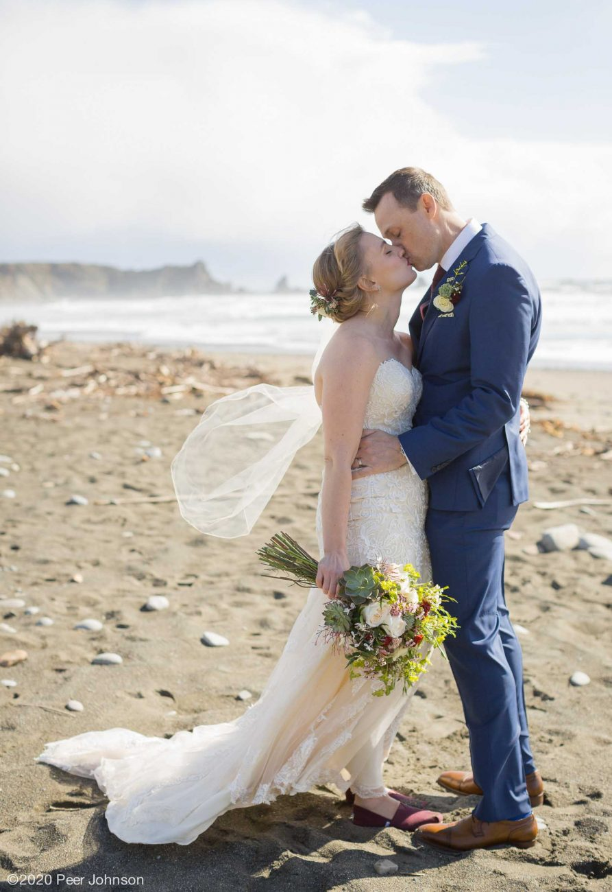 wedding moonstone beach