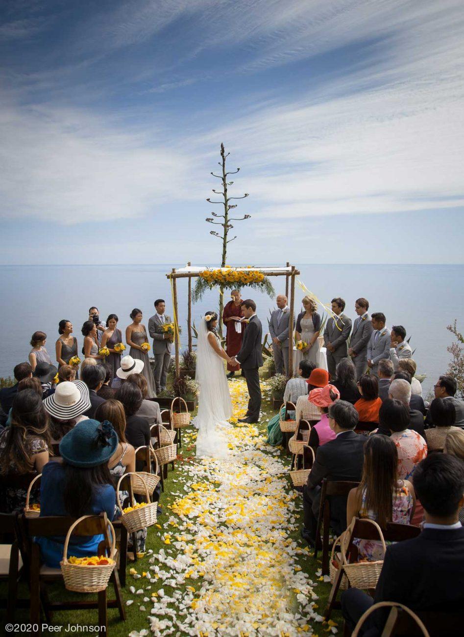 Big Sur Wedding at Point 16