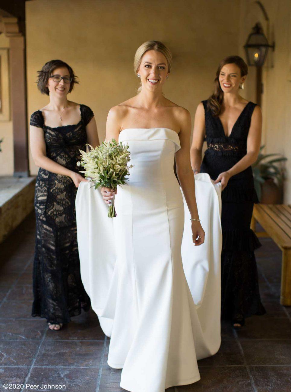 Tehama Carmel Bridesmaids