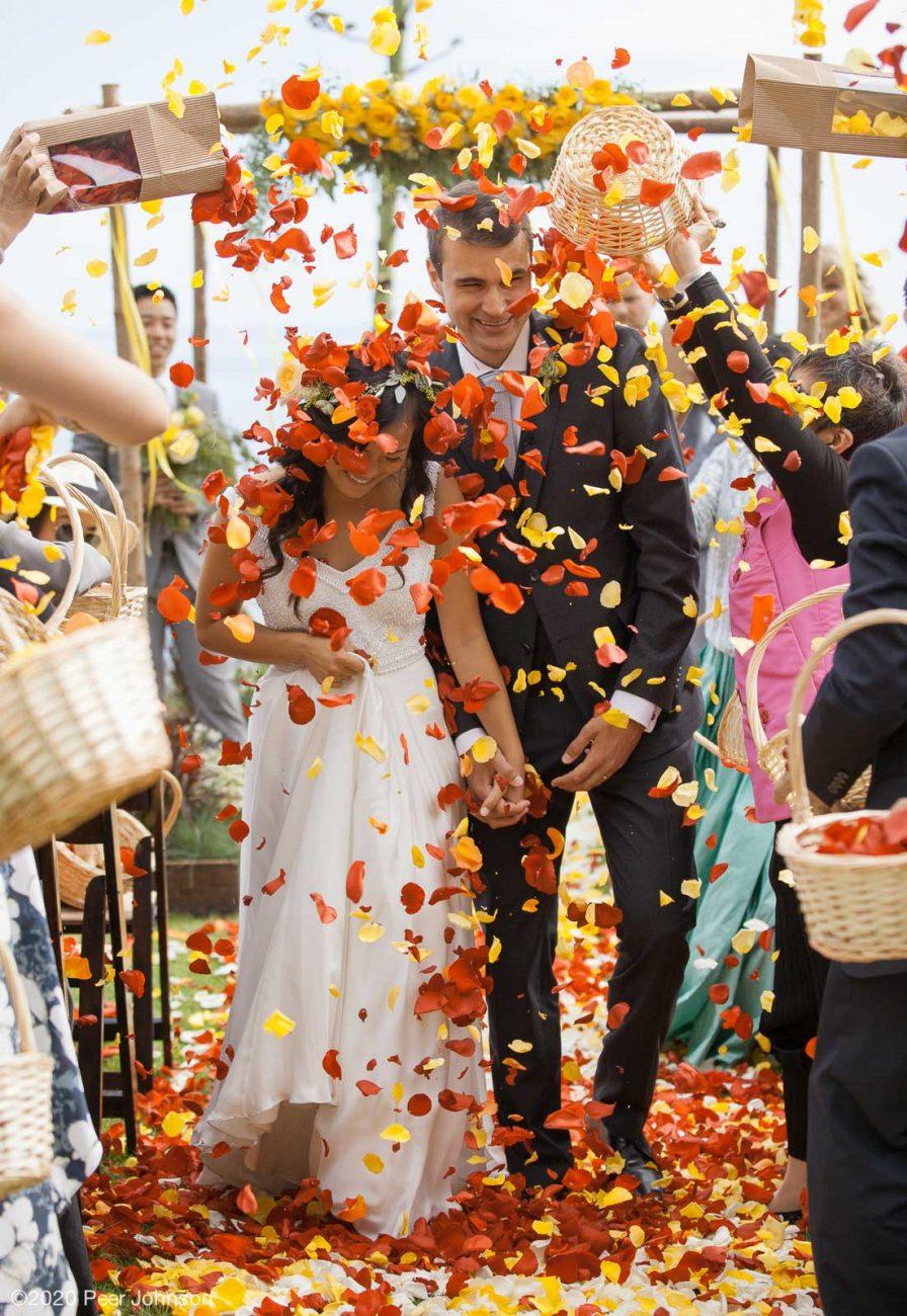wedding ceremony big sur